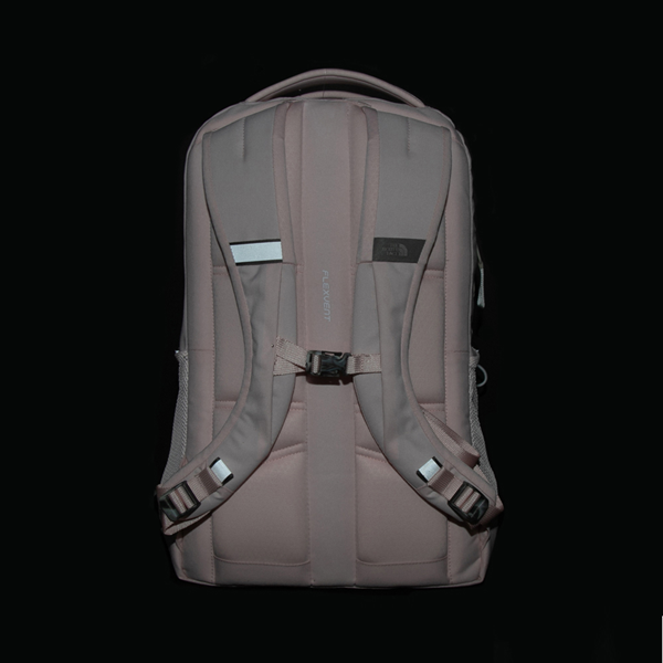 alternate view The North Face Jester Backpack - Purdy PinkALT2B