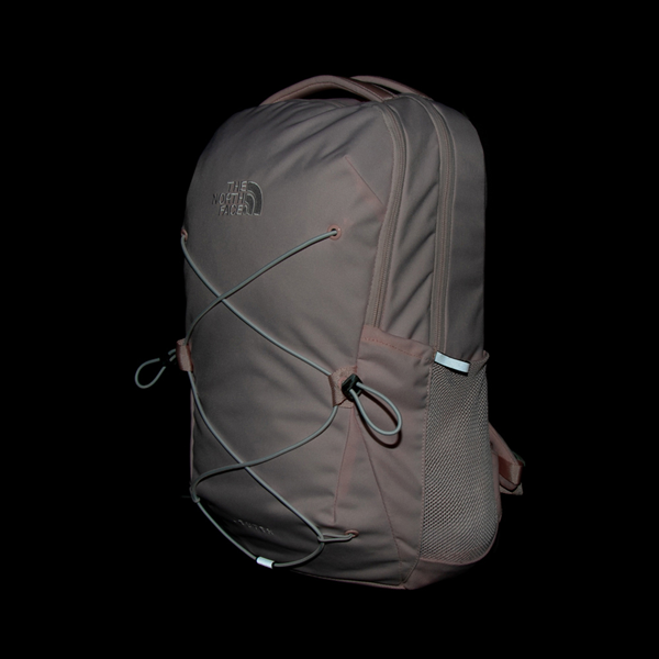 alternate view The North Face Jester Backpack - Purdy PinkALT4B