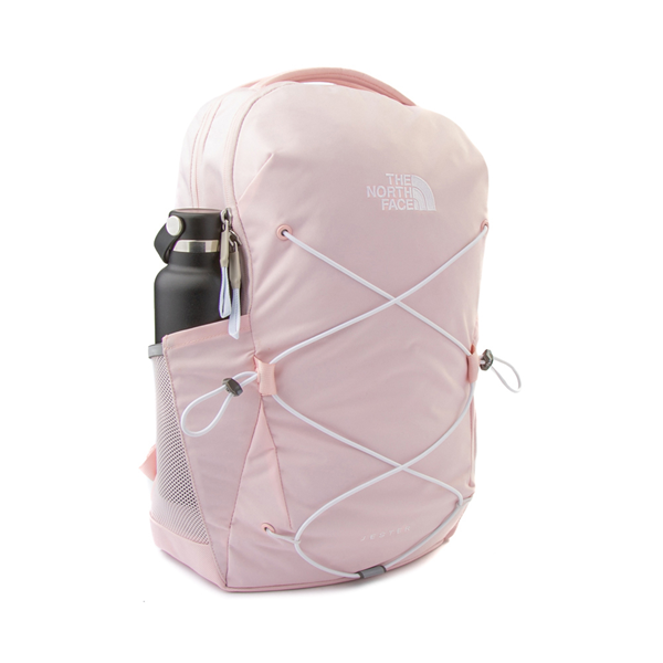 alternate view The North Face Jester Backpack - Purdy PinkALT4C