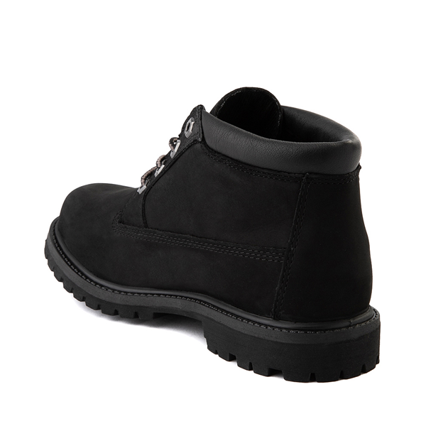 alternate view Womens Timberland Nellie Chukka Boot - BlackALT1