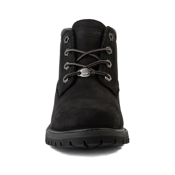 alternate view Womens Timberland Nellie Chukka Boot - BlackALT4