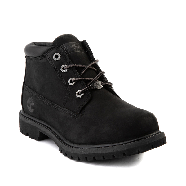 alternate view Womens Timberland Nellie Chukka Boot - BlackALT5