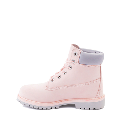 "Alternate view of Timberland 6"" Classic Boot - Big Kid - Chintz Rose"