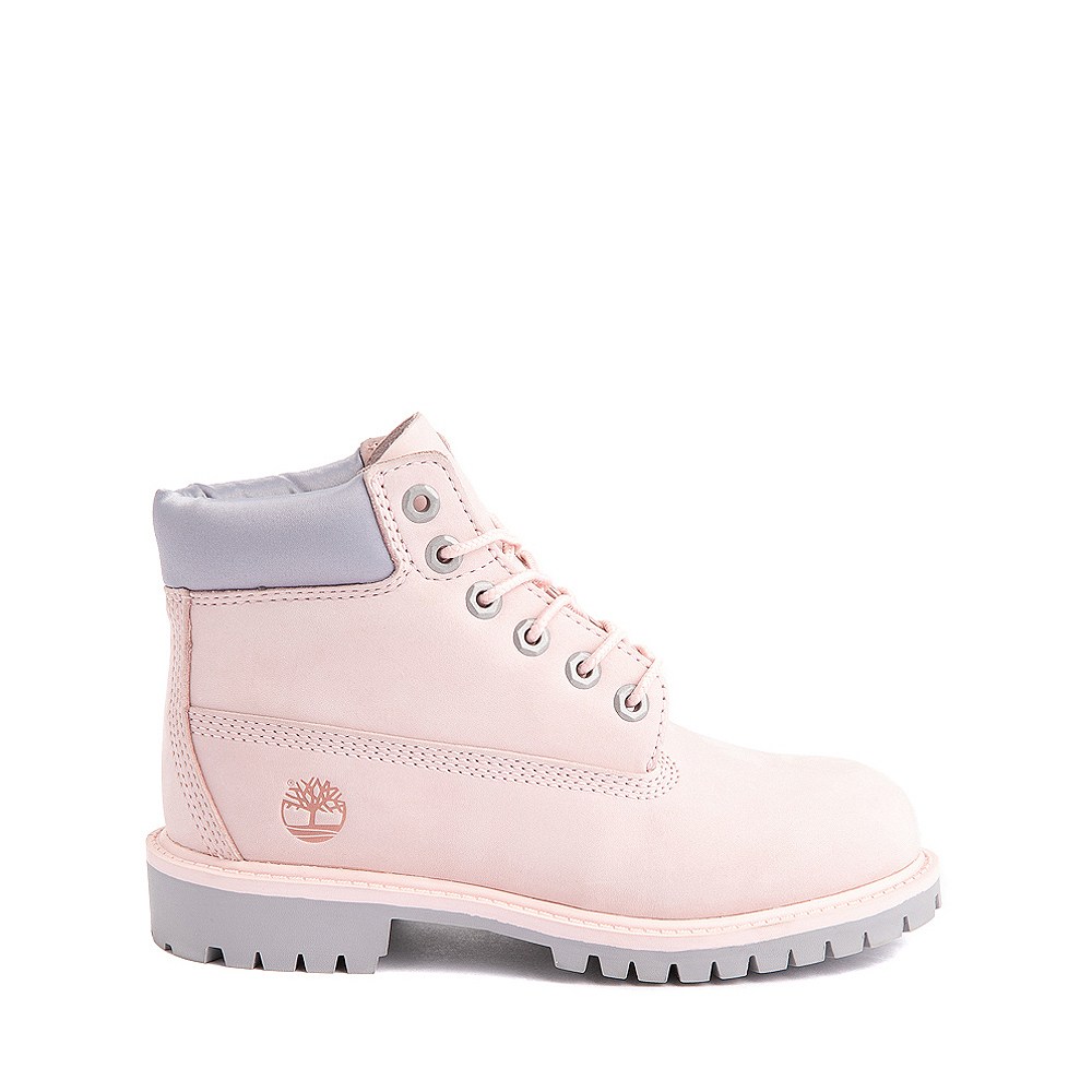 "Timberland 6"" Classic Boot - Big Kid - Chintz Rose"