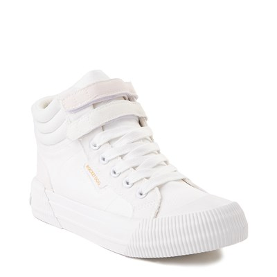 Alternate view of Womens Rocket Dog Chance High-Top Sneaker - White Monochrome