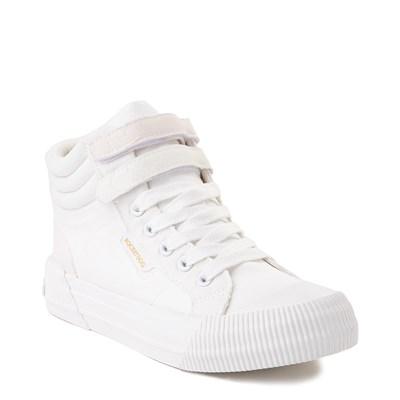Alternate view of Womens Rocket Dog Chance High-Top Sneaker - White Monochrome