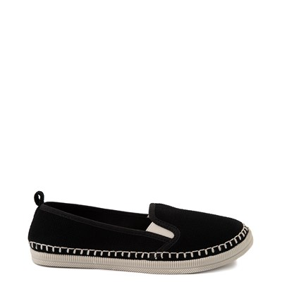 Main view of Womens Rocket Dog Mango Slip On Casual Shoe - Black