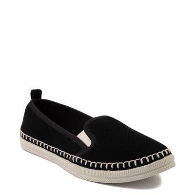 Alternate view of Womens Rocket Dog Mango Slip On Casual Shoe - Black