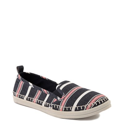 Alternate view of Womens Rocket Dog Mango Slip On Casual Shoe - Navy
