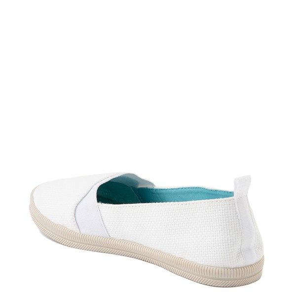 alternate view Womens Rocket Dog Misa Slip On Casual Shoe - WhiteALT1