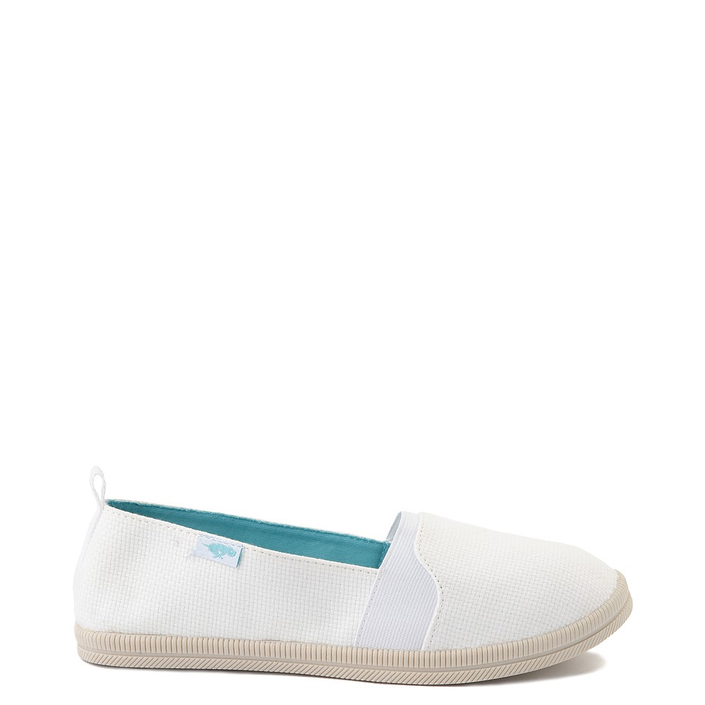 Womens Rocket Dog Misa Slip On Casual Shoe - White