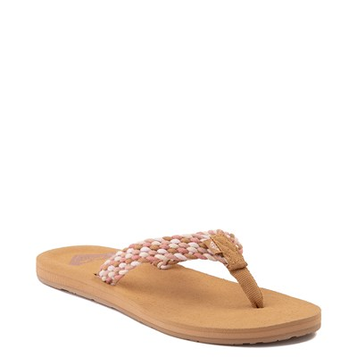 Alternate view of Womens Roxy Porto Sandal - Multi