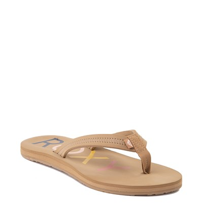 Alternate view of Womens Roxy Vista Sandal - Tan