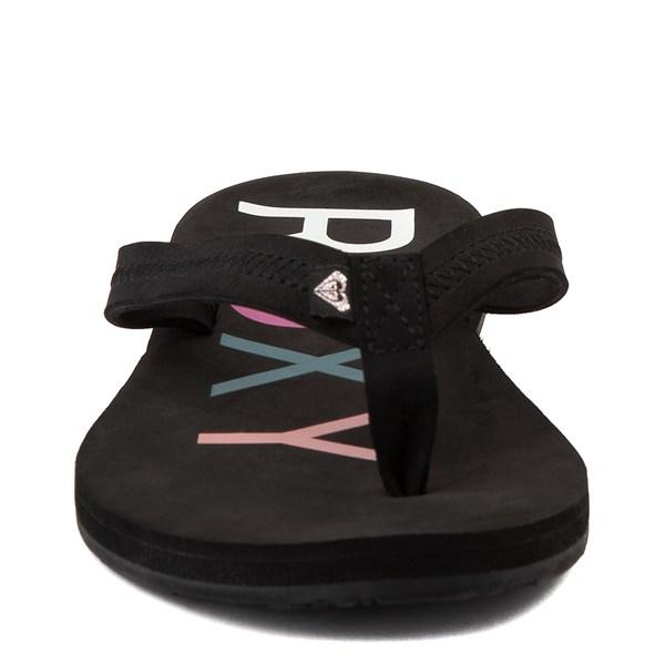 alternate view Womens Roxy Vista Sandal - BlackALT4