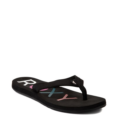 Alternate view of Womens Roxy Vista Sandal - Black