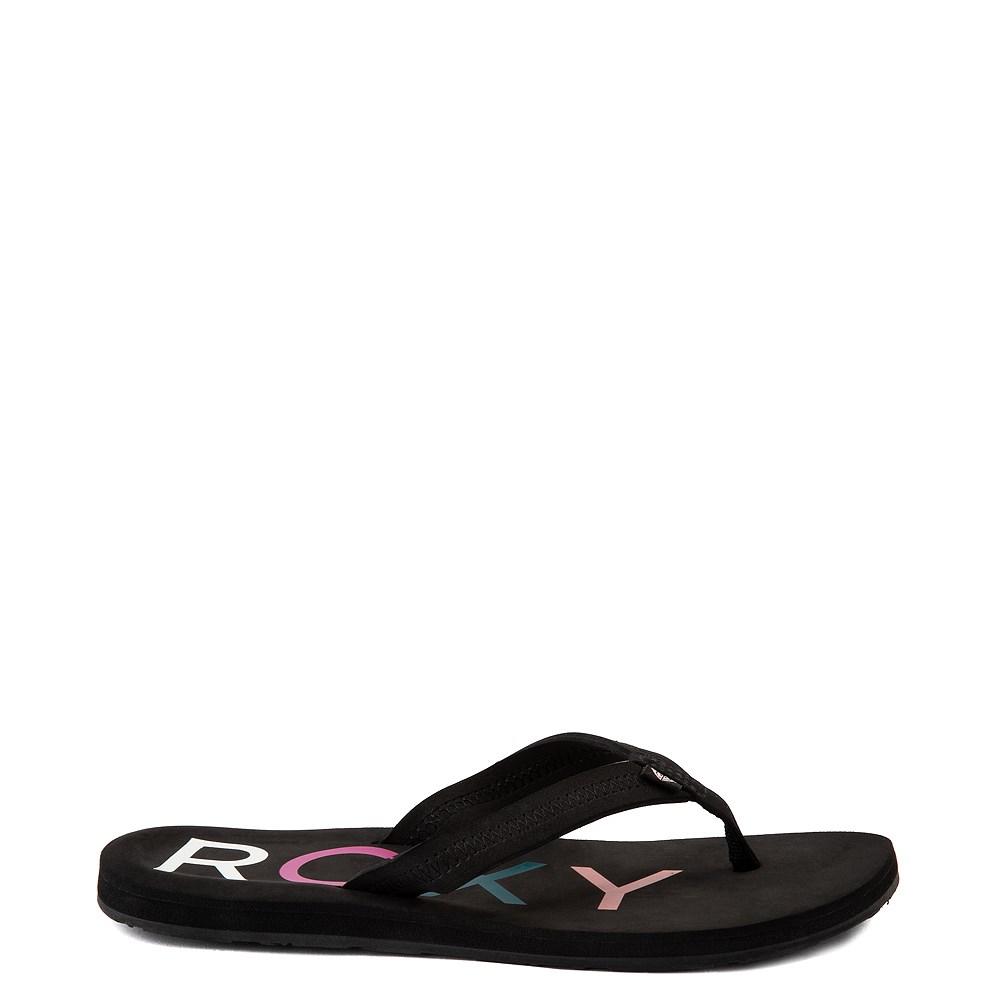 Womens Roxy Vista Sandal - Black