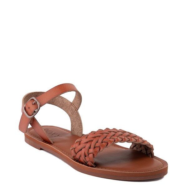 alternate view Womens Roxy Julianna Sandal - RustALT1