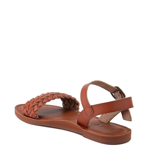 alternate view Womens Roxy Julianna Sandal - RustALT2