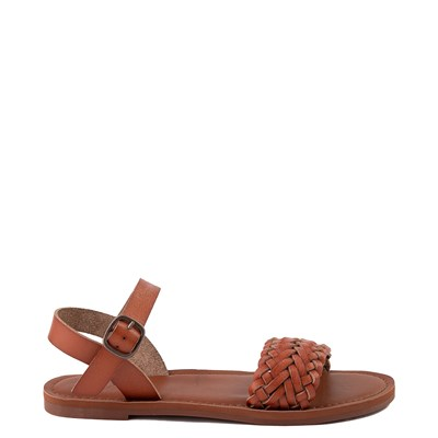 Main view of Womens Roxy Julianna Sandal - Rust