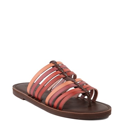 Alternate view of Womens Roxy Tia Sandal - Multi