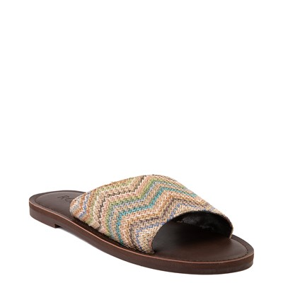 Alternate view of Womens Roxy Helena Slide Sandal - Multi
