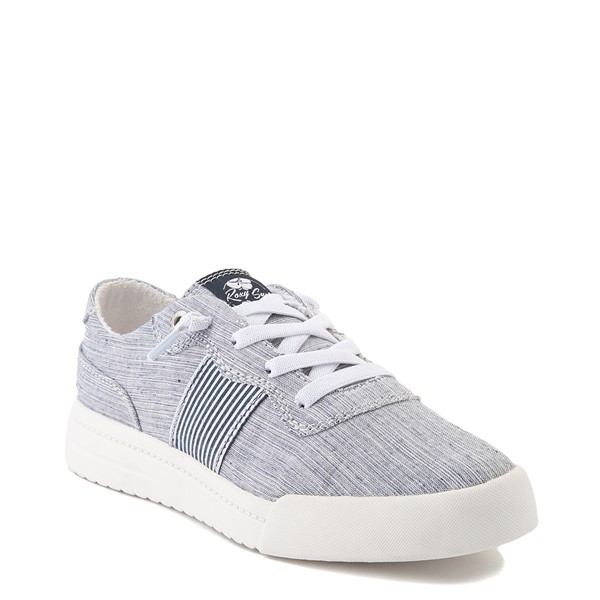 alternate view Womens Roxy Cannon Casual Shoe - NavyALT1