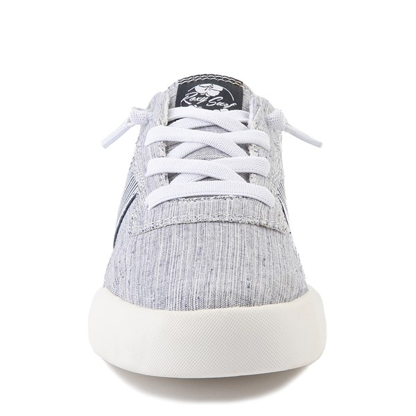 alternate view Womens Roxy Cannon Casual Shoe - NavyALT4