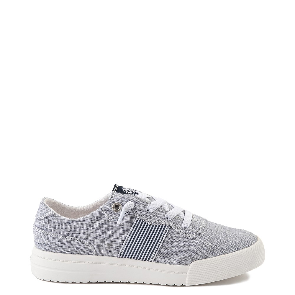 Womens Roxy Cannon Casual Shoe - Navy