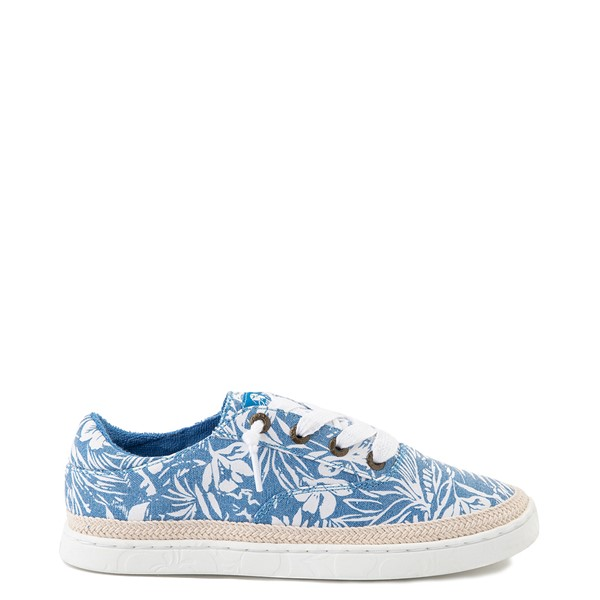Main view of Womens Roxy Talon Slip On Casual Shoe - Floral Blue