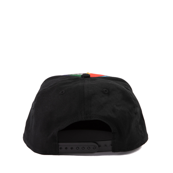 alternate view Roblox Sublimated Snapback Cap - BlackALT1