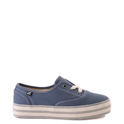 Main view of Womens Billabong Spring Tide Platform Casual Shoe - Indigo