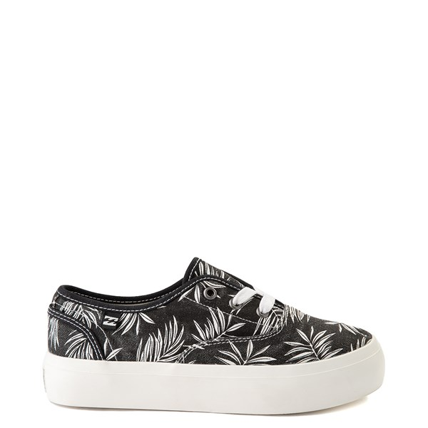 Main view of Womens Billabong Coastlines Platform Casual Shoe - Black