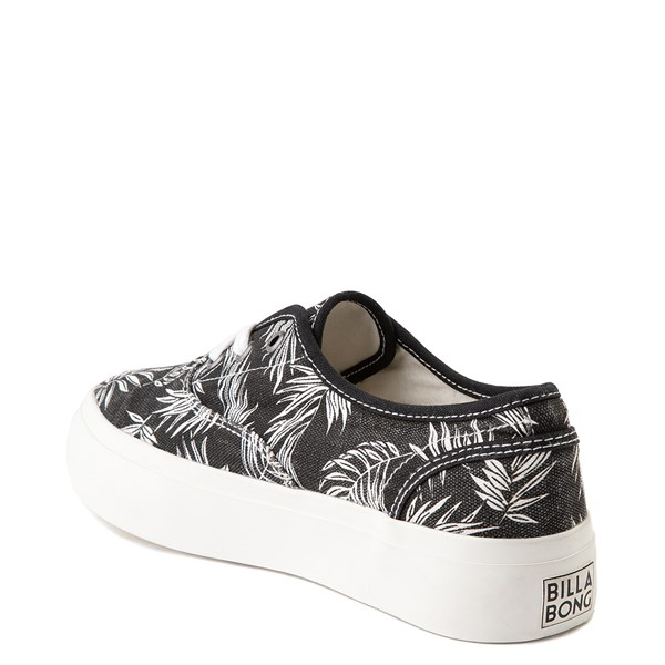 alternate view Womens Billabong Coastlines Platform Casual Shoe - BlackALT2