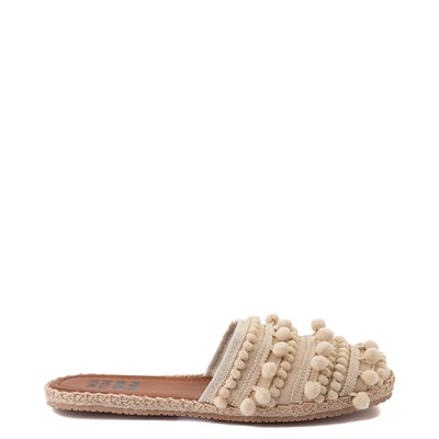 Main view of Womens Billabong Pommy Mule - Natural