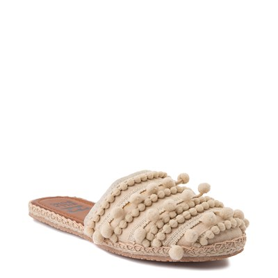 Alternate view of Womens Billabong Pommy Mule - Natural