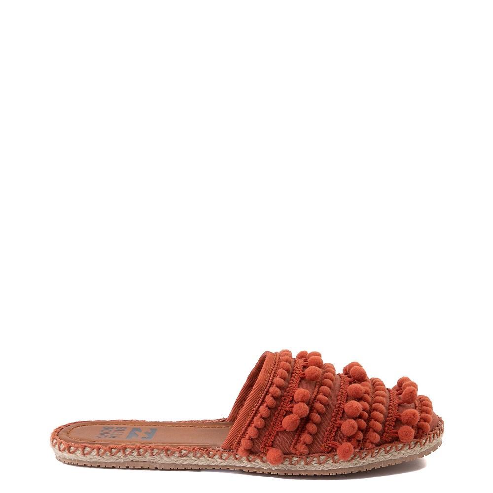Womens Billabong Pommy Mule - Henna