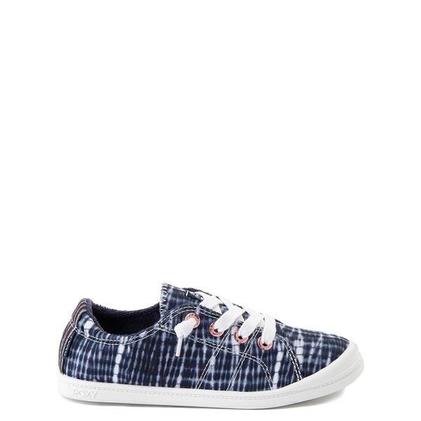 Roxy Bayshore Shibori Casual Shoe - Little Kid / Big Kid - Navy Tie Dye