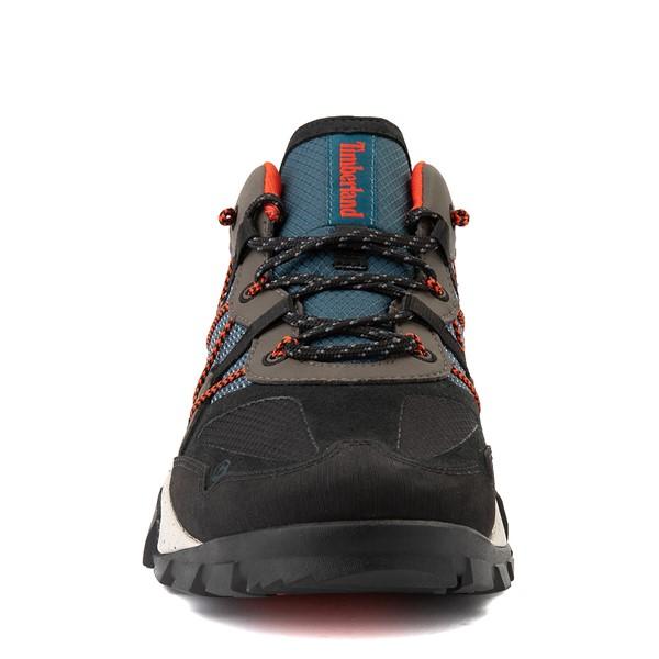 alternate view Mens Timberland Garrison Trail Low Hiker Boot - Dark Blue / BlackALT4