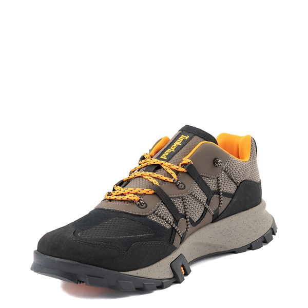 alternate view Mens Timberland Garrison Trail Low Hiker Boot - Brown / BlackALT3