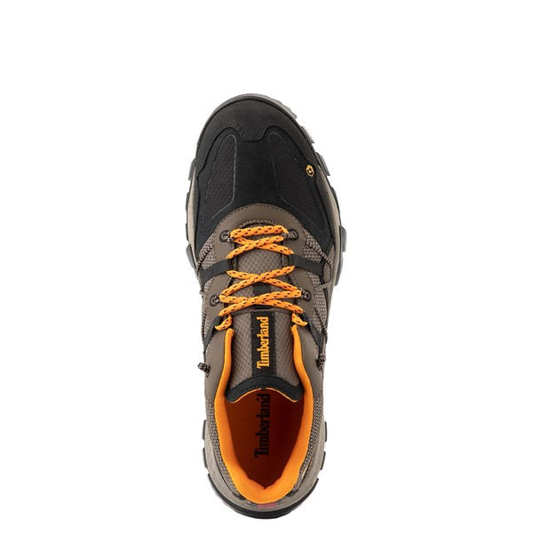 alternate view Mens Timberland Garrison Trail Low Hiker Boot - Brown / BlackALT4B