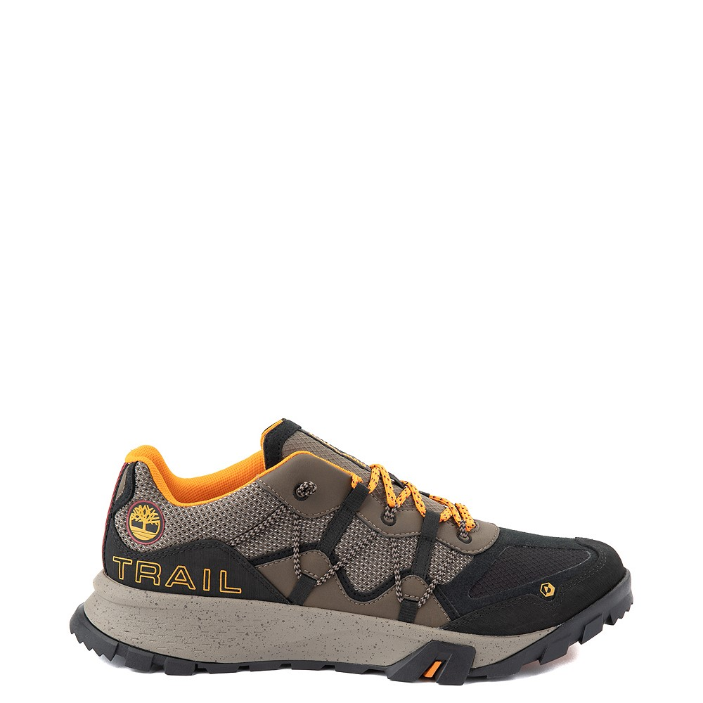 Mens Timberland Garrison Trail Low Hiker Boot - Brown / Black