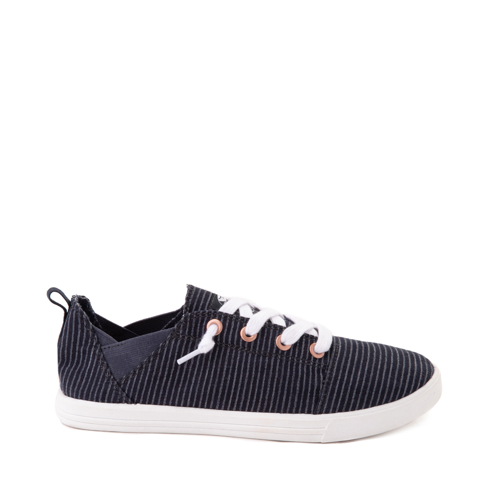 Womens Roxy Libbie Casual Shoe - Navy
