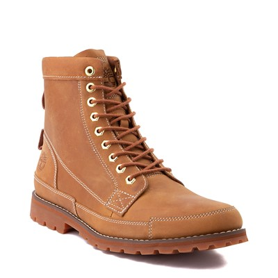 "Alternate view of Mens Timberland Originals 6"" Boot - Wheat"