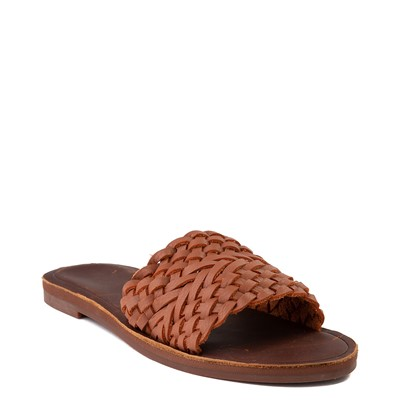Alternate view of Womens Roxy Arabella Slide Sandal - Tan
