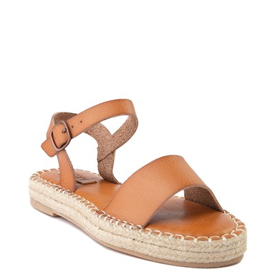 Alternate view of Womens Roxy Linda Sandal - Tan
