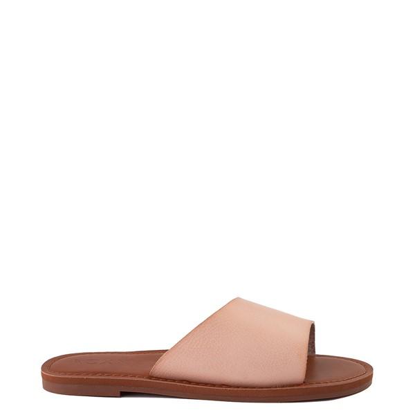 Womens Roxy Helena Slide Sandal - Blush