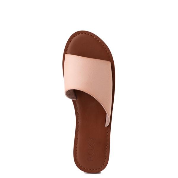 alternate view Womens Roxy Helena Slide Sandal - BlushALT4B