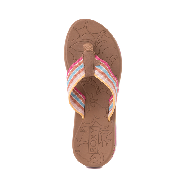 alternate view Womens Roxy Colbee Chunk Sandal - MulticolorALT2