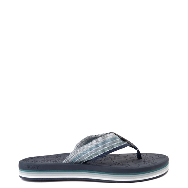 Main view of Womens Roxy Colbee Chunk Sandal - Navy