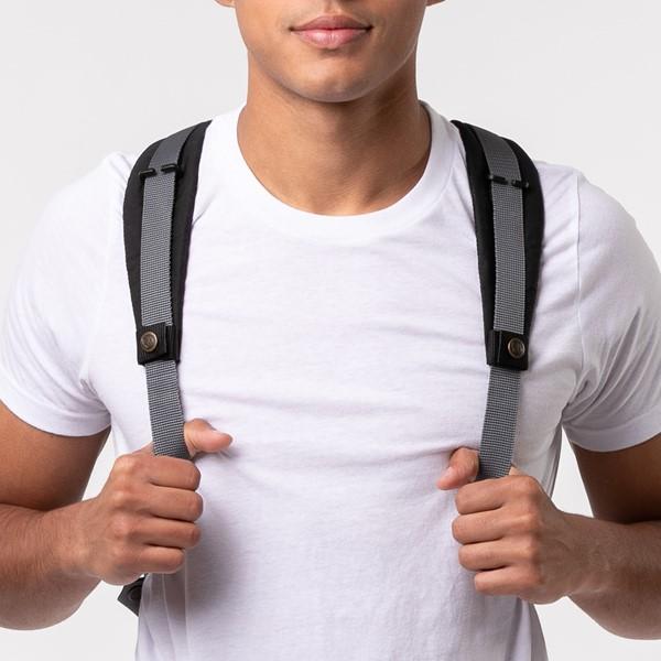 Main view of Fjallraven Kanken Backpack Shoulder Pads - Black